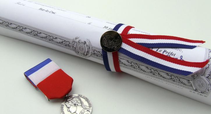 Médaillés du travail